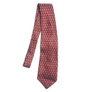 Bolero Neck Tie Red Hot Chili Pepper